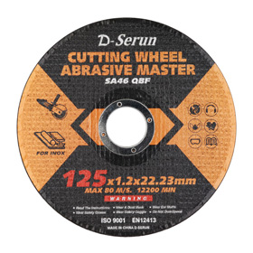 5 super thin cutting disc
