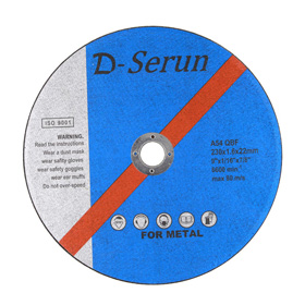 9 super thin cutting disc